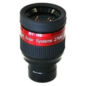 LuntSolarSystems Lunt H-Alpha optimiertes Okular 27 mm