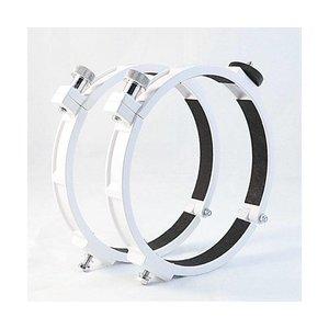 Rohrschellen Set 2 Stück - für Tubus Durchmesser 235 mm