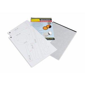 EXPLORE SCIENTIFIC Sonnenfilterfolie A4 , Solarix
