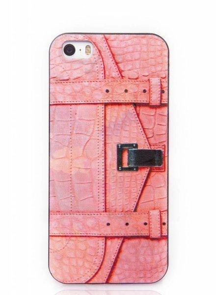 iPhone 5/5s/SE Croco Blush