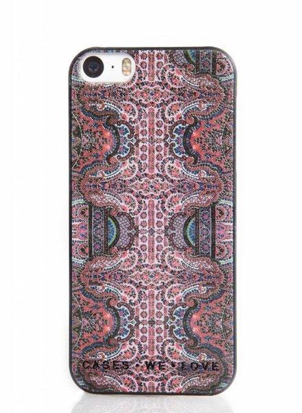 iPhone 5/5s/SE Antique fuchsia