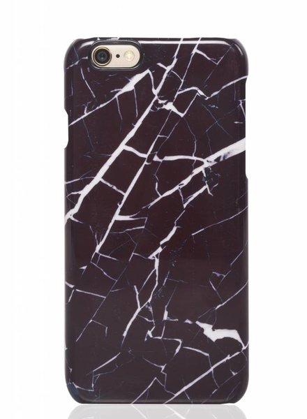 iPhone 6/6s Deep Black Marble