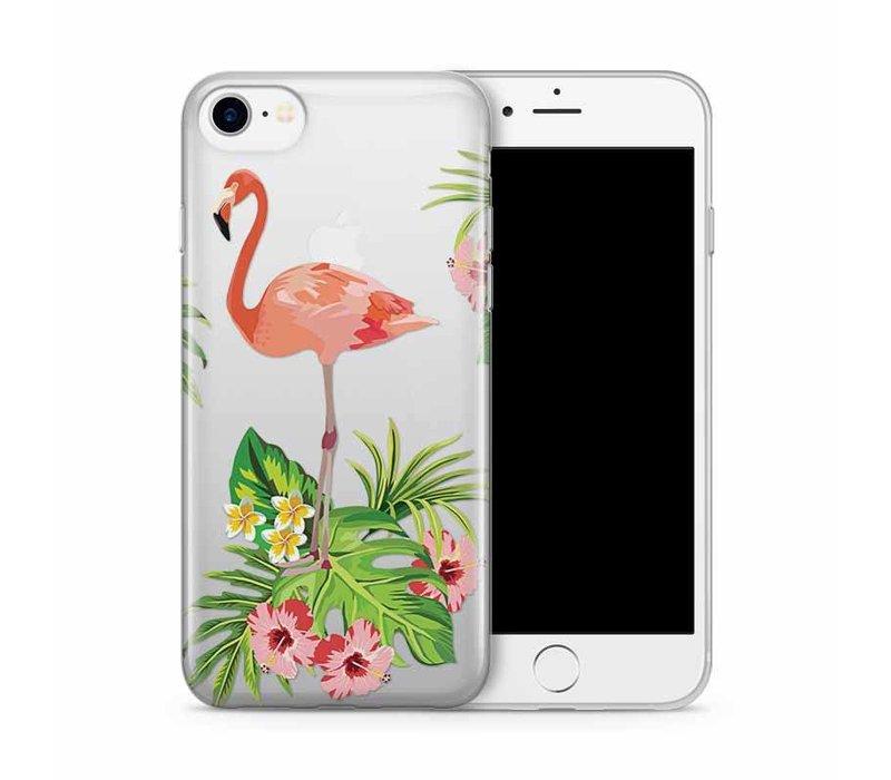 iPhone 7/8 Flamingo Garden