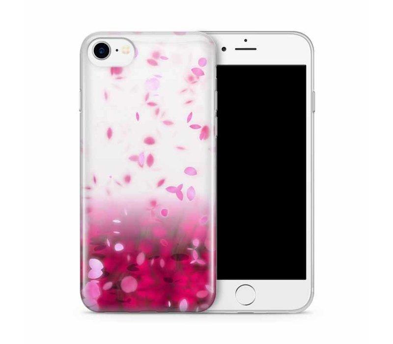 iPhone 7/8 Pink Rain Cherry Blossom