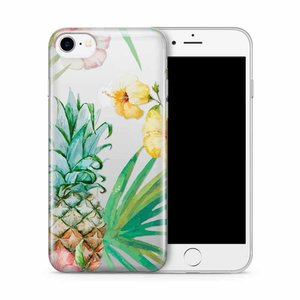 Cases We Love iPhone 7/8 Summer Pineapple