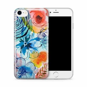 Cases We Love iPhone 7/8 Tropical Watercolor