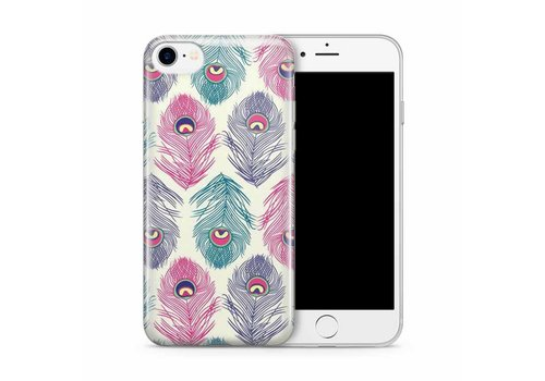 CWL iPhone 7/8 Ibiza Peacock Feather