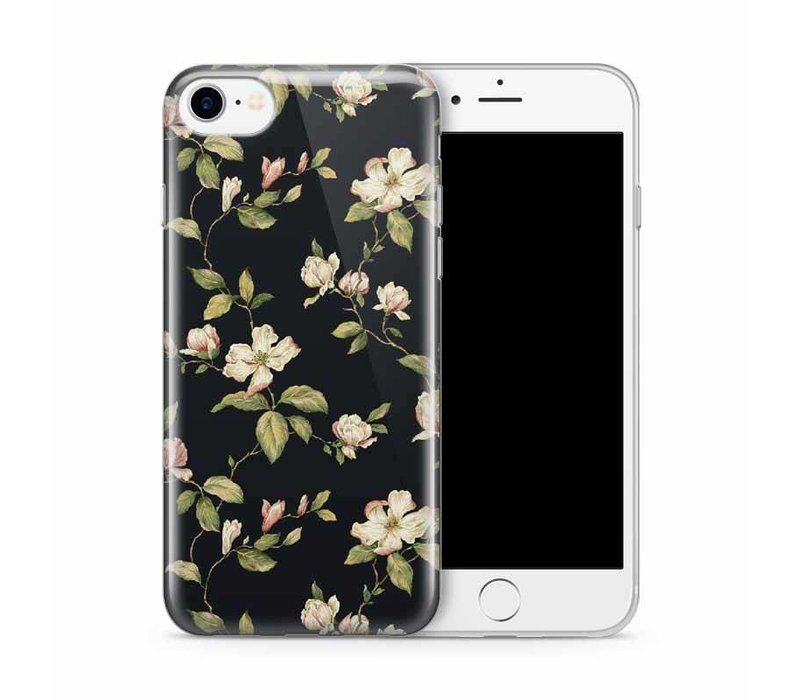 iPhone 7/8 Floral Black