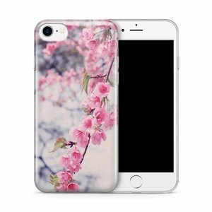 Cases We Love iPhone 7/8 Blossom Marble