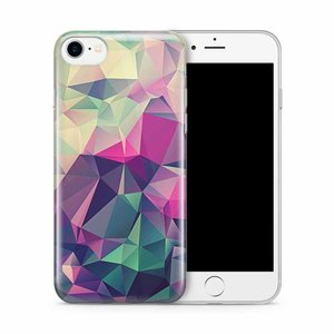 Cases We Love iPhone 7/8 Colorful Geometry