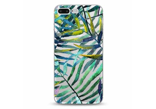 Apple iPhone 7 Plus / 8 Plus Aloha Summer Green Leaves