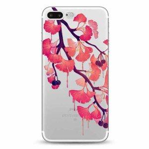 Cases We Love iPhone 7 Plus / 8 Plus Red Blossom