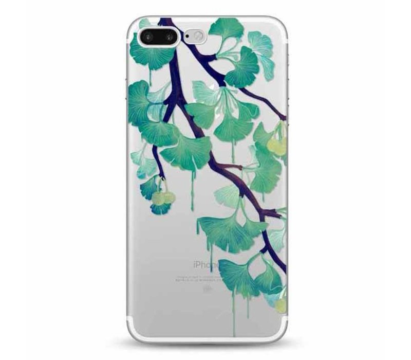 iPhone 7 Plus / 8 Plus Floral Green