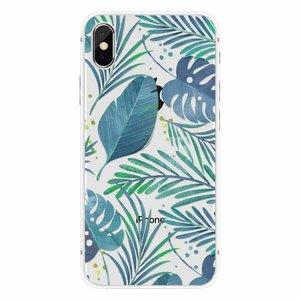 Apple iPhone X Tropical Palm