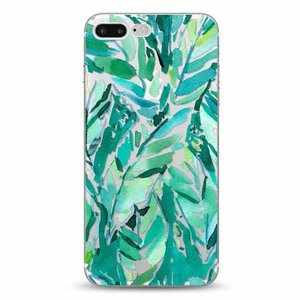 Cases We Love iPhone 7 Plus / 8 Plus Green Jungle