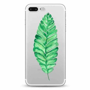 Cases We Love iPhone 7 Plus / 8 Plus Tropical Plant