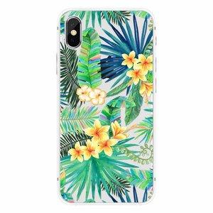 Apple iPhone X Exotic Flower