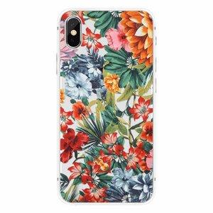 Apple iPhone X Floral Bouquet