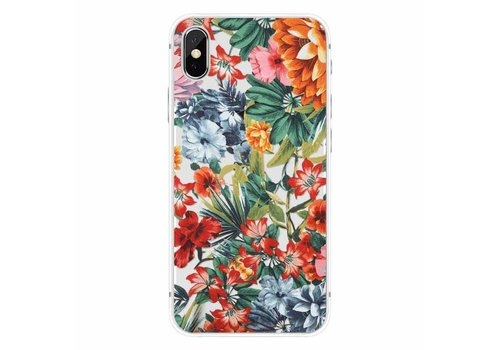 Apple iPhone X Floral Bouquet