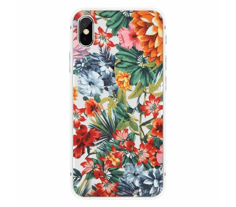 iPhone X Floral Bouquet