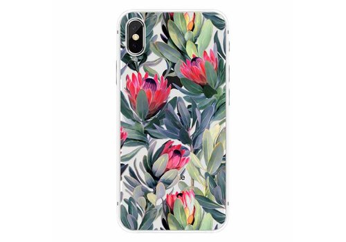 Apple iPhone X Floral Boho