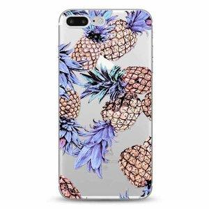 Cases We Love iPhone 7 Plus / 8 Plus Pastel Party Pineapple