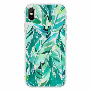 Cases We Love iPhone X Green Jungle