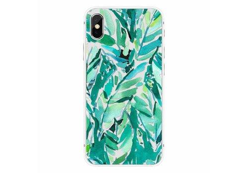 Apple iPhone X Green Jungle