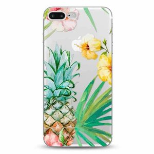 Cases We Love iPhone 7 Plus / 8 Plus Summer Pineapple