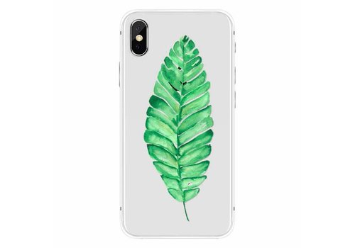 Cases We Love iPhone X Tropical Plant