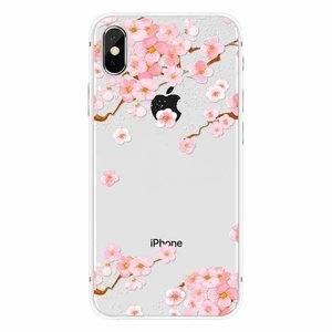 Cases We Love iPhone X Pink Confetti