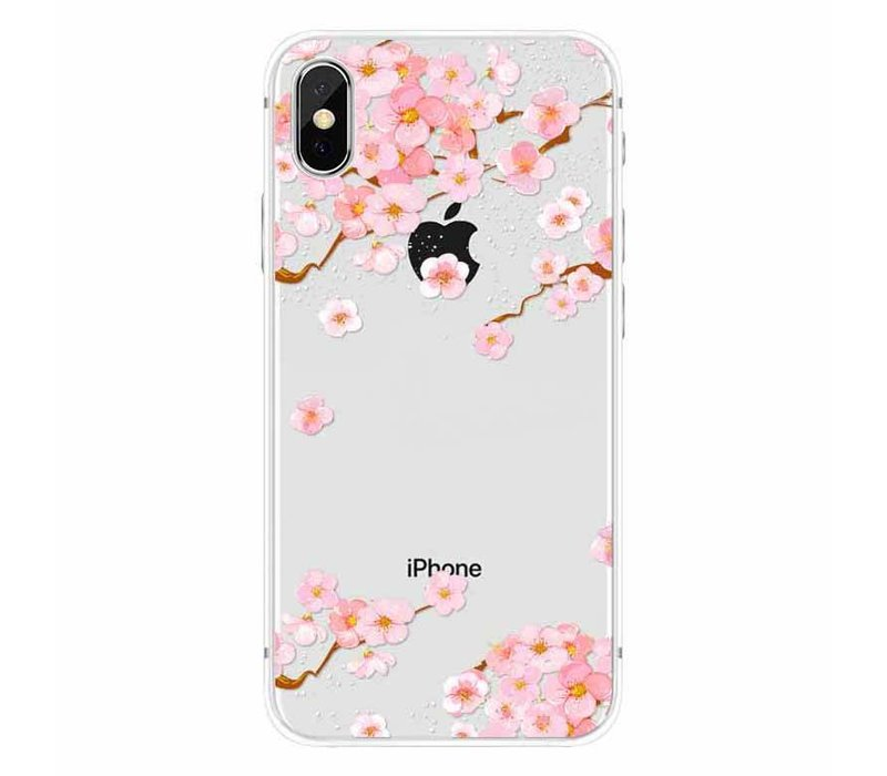 iPhone X Pink Confetti
