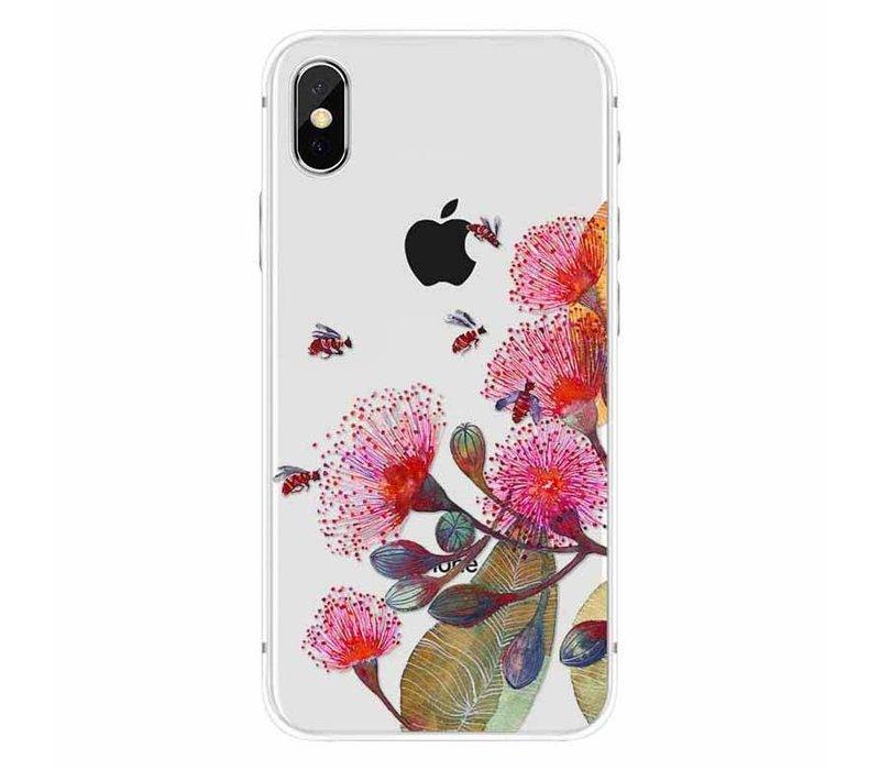 iPhone X Happy Bee
