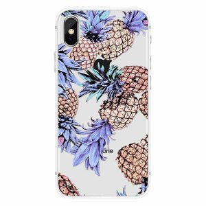 Cases We Love iPhone X Pastel Party Pineapple