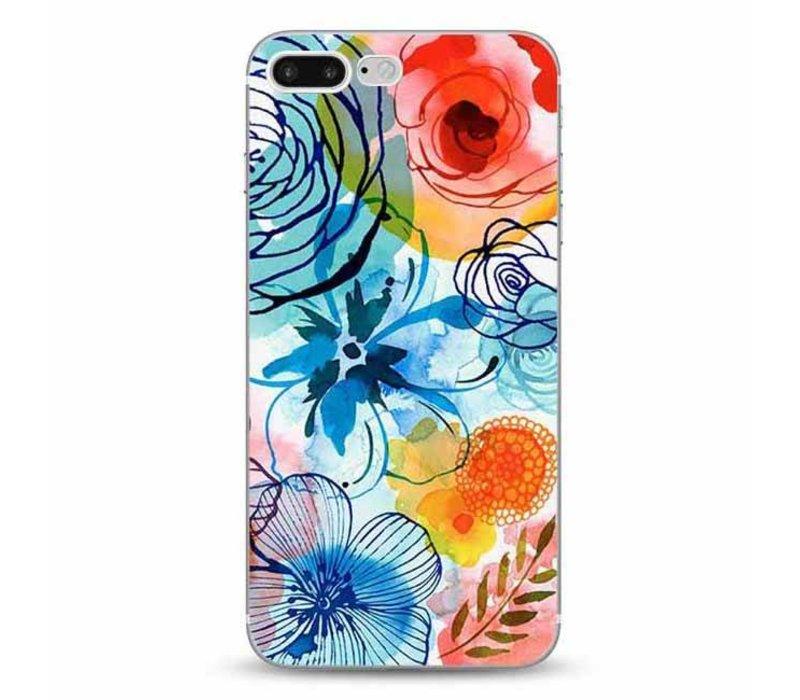 iphone 7 plus watercolour case