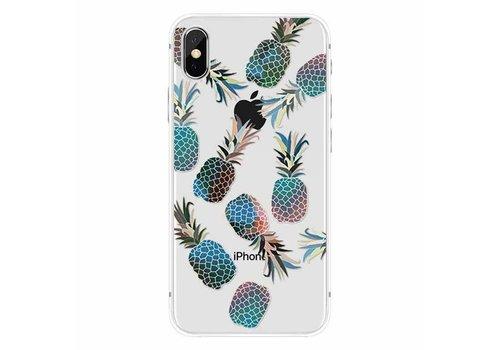 CWL iPhone X Blue Pineapple