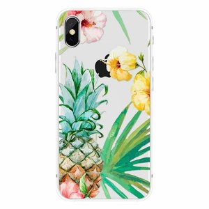 Cases We Love iPhone X Summer Pineapple