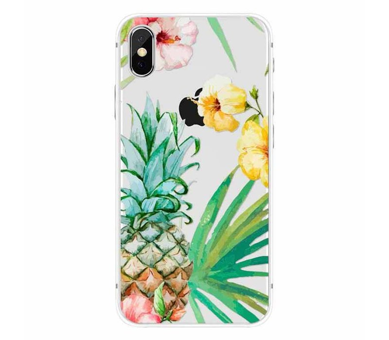 iPhone X Summer Pineapple