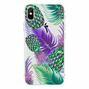 Cases We Love iPhone X Funky Pineapple