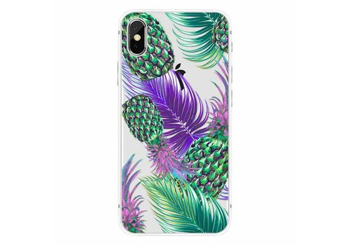 Apple iPhone X Funky Pineapple