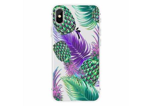 CWL iPhone X Funky Pineapple