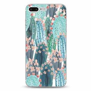 Cases We Love iPhone 7 Plus / 8 Plus Cactus Bloom