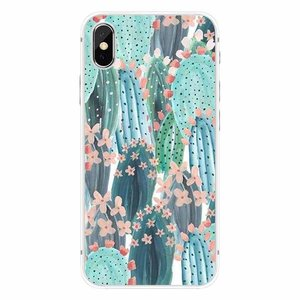 Cases We Love iPhone X Cactus Bloom