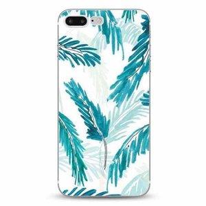 Cases We Love iPhone 7 Plus / 8 Plus Vintage Leaves