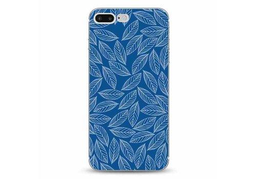 CWL iPhone 7 Plus / 8 Plus Blue Leaves Melody