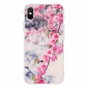 CWL iPhone X Blossom Marble