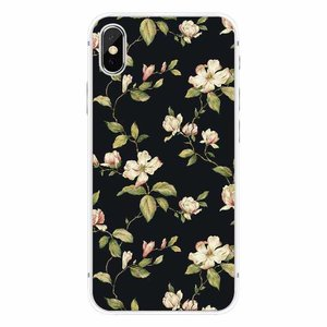 CWL iPhone X Floral Black