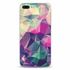 Cases We Love iPhone 7 Plus / 8 Plus Colorful Geometry