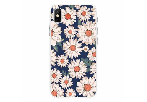 Apple iPhone X Beautiful Daisy