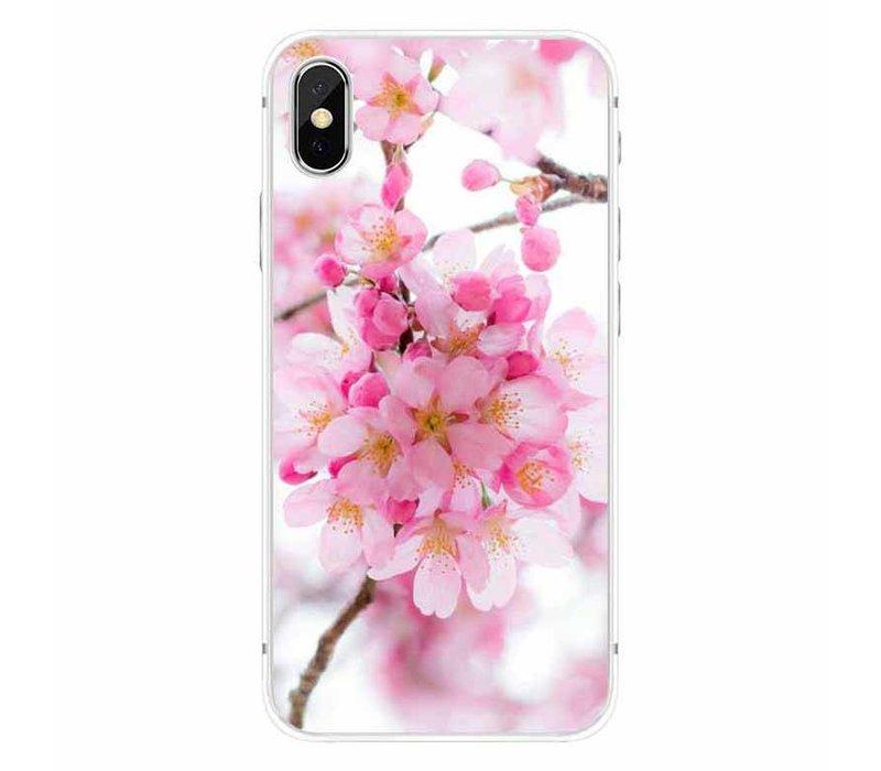 iPhone X Cherry Blush
